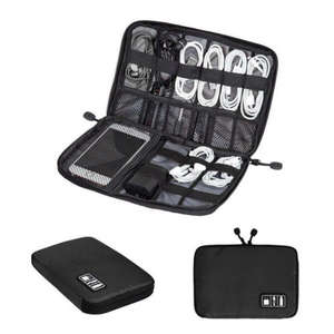 Case Organizer Pouch Data-Earphone-Cable Digital Solid-Storage Flash-Drives Neat USB