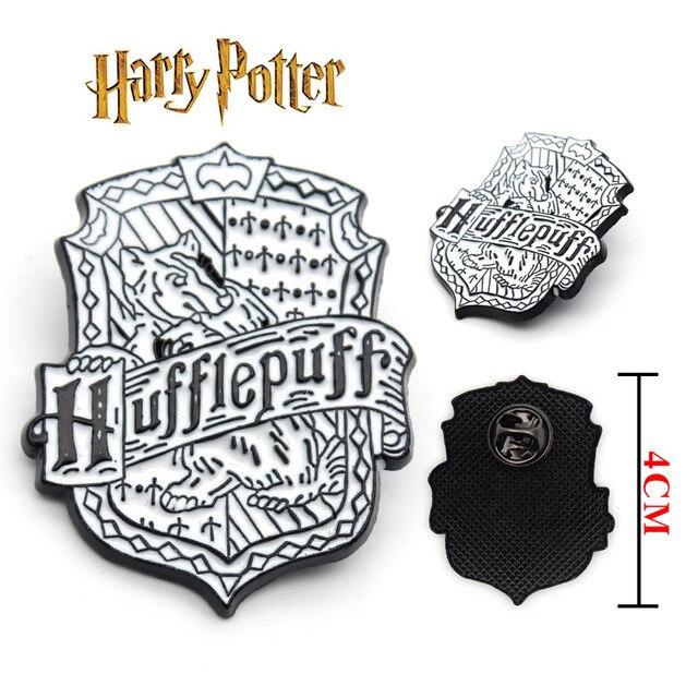 Набор брошек С эмблемами кинофильма Гарри Поттер 5