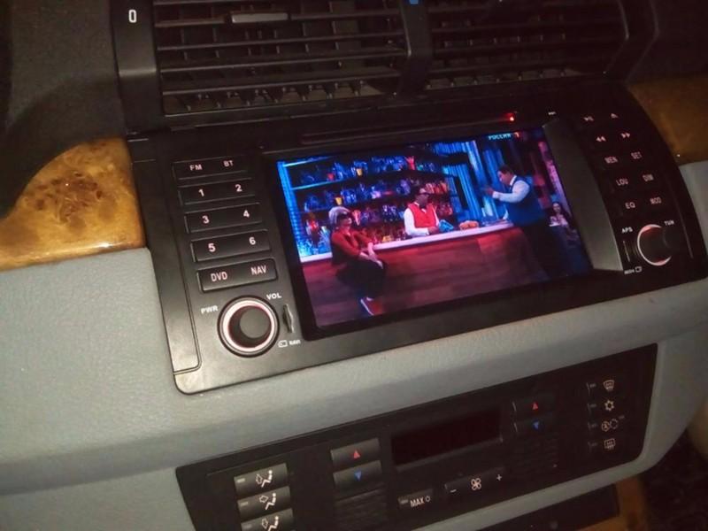 E39 E53 CAR DVD ANDROID 1 DIN CAR GPS BMW (1)