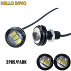 2PCS Car DRL Eagle E...