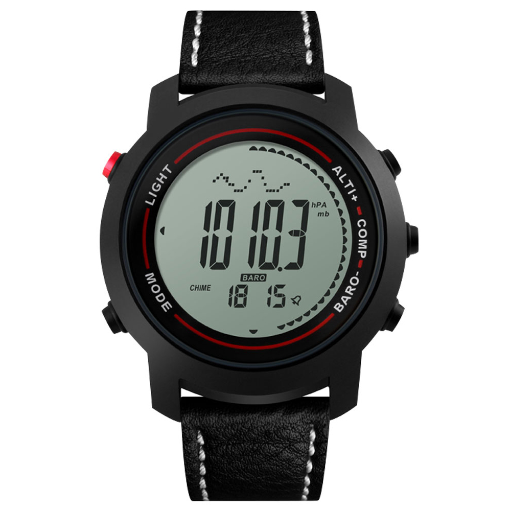 Bozlun Men's Sports Watch With Altimeter Barometer