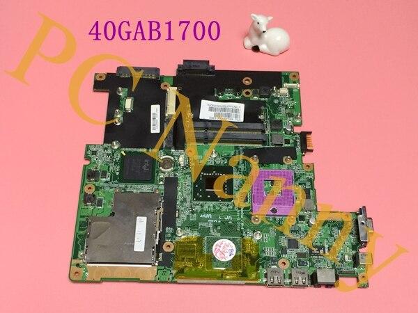 FOR Gateway M-6752 Laptop Intel Motherboard 40GAB1700-E602