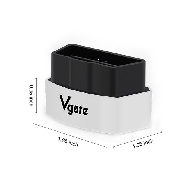 Vgate ELM327 Bluetooth iCar3 V2.1 code reader Supports Android Torque ELM 327 iCar 3 BT Vgate OBD/OBD2 Diagnostic Tool Interface