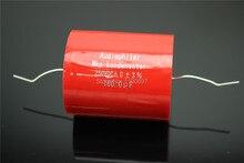 1Piece Audiophiler MKP-Kondensotor 250VDC 100uf  3% Audio Capacitor Free Shipping