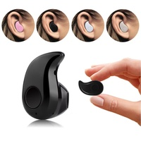 Mini Wireless in ear Earpiece Bluetooth Earphone Cordless Hands free Headphone Blutooth Stereo Auriculares Earbuds for Ear Phone