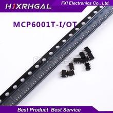 10PCS MCP6001T-I/OT CP6001T-I SOT23-5 MSOT23 MCP6001 SMD MCP6001T New original