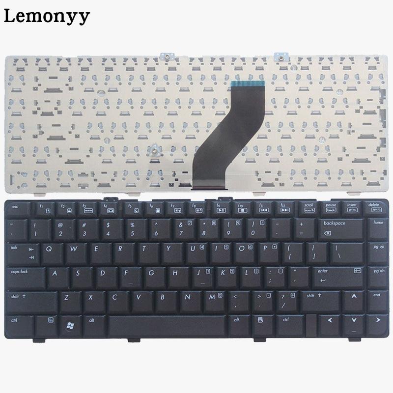 English Letter Keyboard for HP Pavilion DV6000 DV6200 DV6300 DV6400 DV6500 DV6700 DV6800 dv6900 US Black MP 055583US 9204-in Replacement Keyboards from Computer & Office on