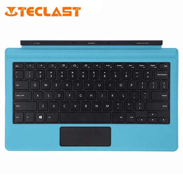 Teclast Tbook 16 S Док Клавиатуры Оригинальный 11.6 дюймов Multi Режим Поворотный Вал Магнитный Док Pogo Pin Разъемные Дизайн