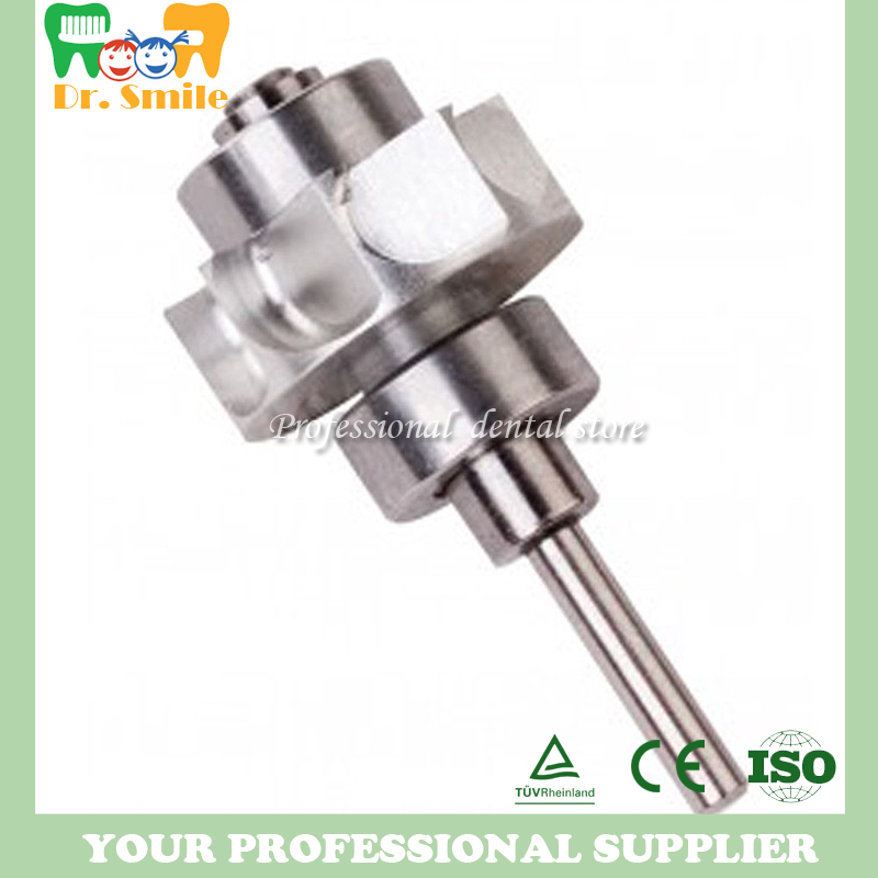 ROTOR for Sirona T3 Racer Style with ceramic bearing CARTRIDGE for Dental High Speed Handpieces completed rotor universal for sirona t2 racer sirona t3 racer push button turbine cartridge