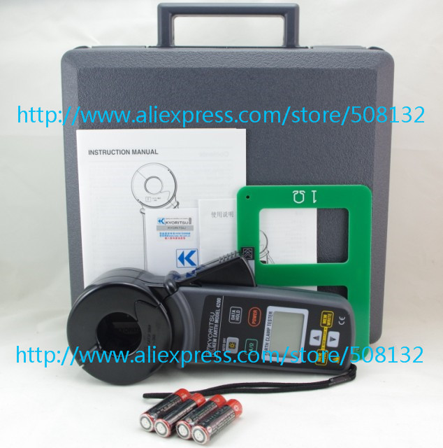 KYORITSU 4200 Earth Clamp Tester /earth resistance from 0 05 to 1200ohm  !!NEW!!-in Resistance Meters from Tools on Aliexpress com   Alibaba Group