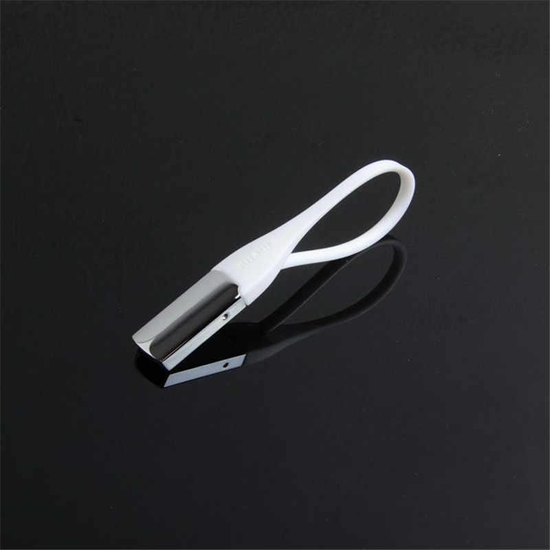 HOT nouveau danemark Menu métal titane porte-clés voiture anneau porte-clés accessoires livraison directe 18 Sept 21