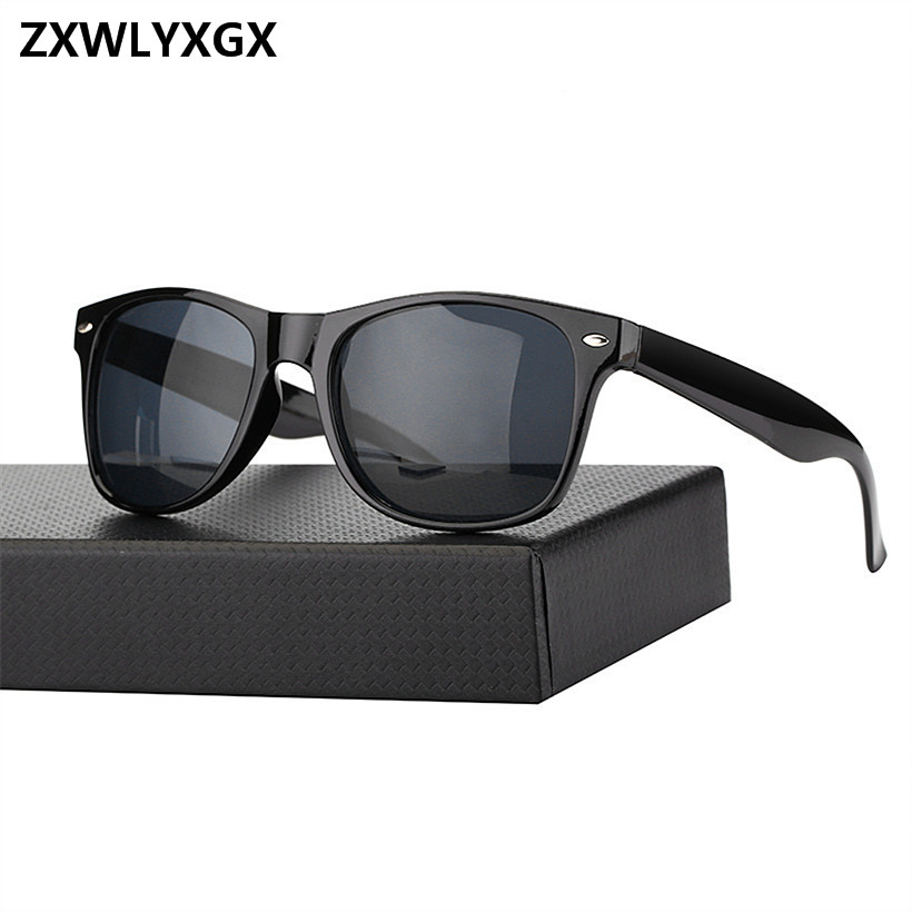 ZXWLYXGX high quality new sunglasses men/women brand designer fashion sunglasses ladies fashion sunglasses Oculos de sol