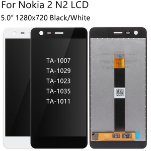 Image 5 - Calidad AAA para Nokia 8 7 6 5 3 2 LCD pantalla táctil digitalizador montaje para Nokia N8 N6 n7 N5 N3 N2 pantalla LCD prueba OK