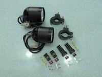 Free Shipping A Pair 4 U2 Cree 35W 3500lumens Waterproof Universal Motorcycle Lights