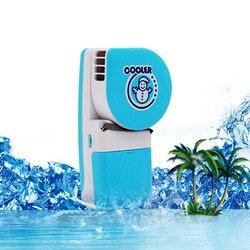 Glantop mini portable hand held air conditioner cooler fan runs on batteries or usb.jpg 250x250