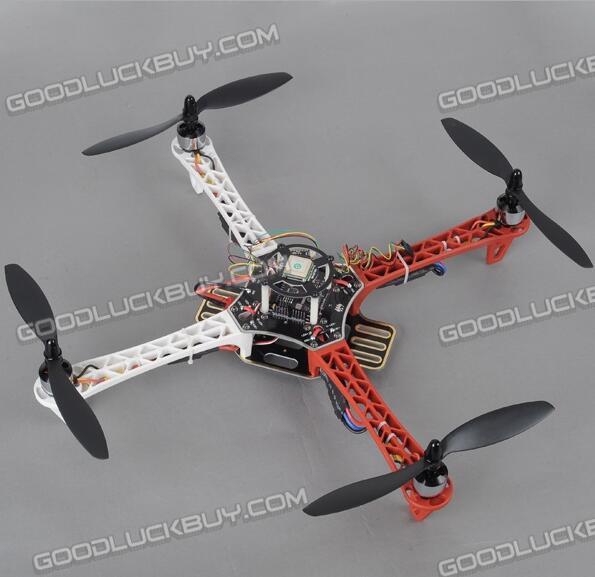 F450 Quadcopter Frame ESC Motor Propeller+MWC 2.1+GPS Fully Assembled SKU: 89220F450 Quadcopter Frame ESC Motor Propeller+MWC 2.1+GPS Fully Assembled SKU: 89220