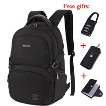 Laptop Backpack Men's Travel Backpack Waterproof  oxford School Bags for Teenagers  Male Bag free shipping