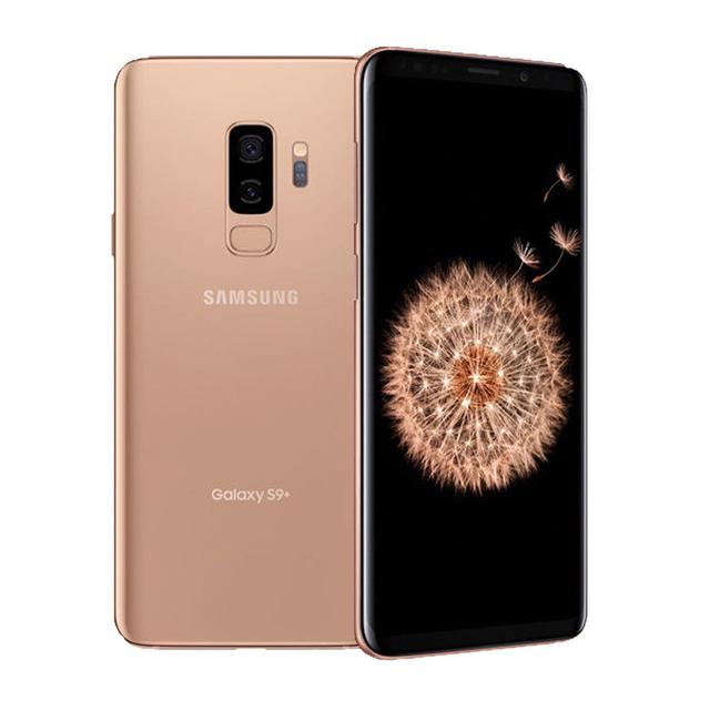 Samsung Galaxy S9+ S9 Plus G965U 4G Android Mobile Phone Octa Core Snapdragon 845 6.2″ Dual 12MP RAM 6GB ROM 64GB NFC