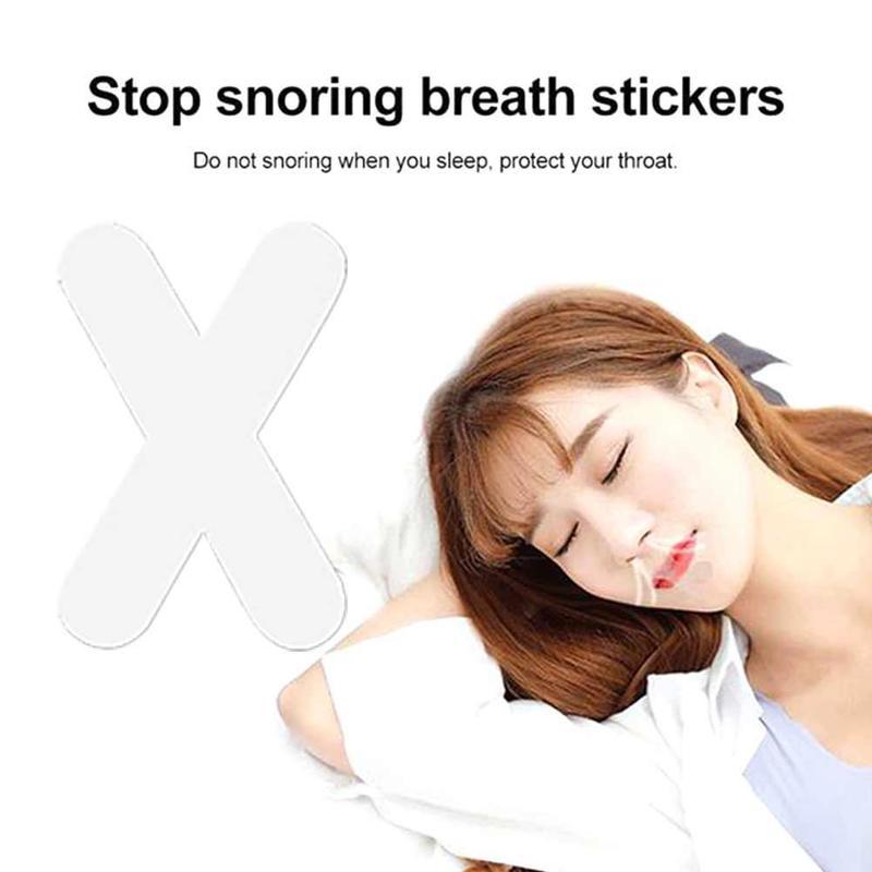 30 szt. Paski do spania zaawansowana delikatna taśma do ust dla lepszego oddychania nosem, ulepszone spanie w nocy, mniej oddychania w jamie ustnej