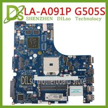 KEFU VALGC/GD LA-A091P motherboard for lenovo G505S laptop motherboard original Tested motherboard DDR3 work цена 2017