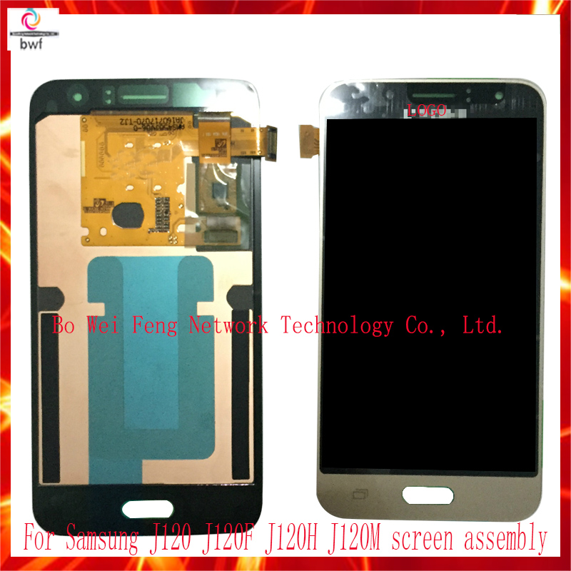 High Quality LCD For Samsung Galaxy J1 J120 J120F J120M J120H Lcd Display+Touch Screen Digitizer Assembly+tool Free Shipping brand new for samsung j1 lcd display with touch screen digitizer for samsung galaxy j1 j120f j120m j120h sm j120f lcd 3 color