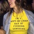 Alta Moda de La Calle Delgado Verano Mujeres Básicas de La Camiseta Letra camisa Corta Tops O Cuello de Manga Corta T-Shirt de la Mujer camiseta Tops mujer p35