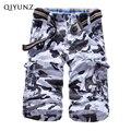 Qiyun. z Свободный Размер Combat Грузовые Камуфляж Камо Военный Армии Шорты 29-38 мужские Шорты Pantalons