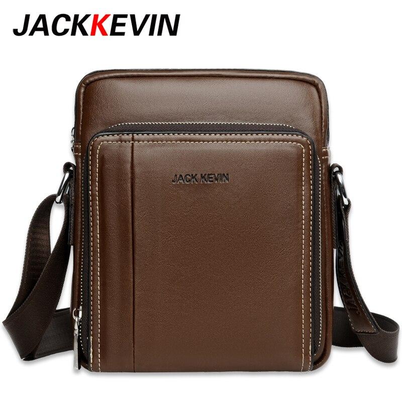 JackKevin Famous Brand Leather Men s