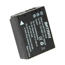 Bateria para Panasonic 3.7 V 1300 Mah Cga-s007 Cga S007 S007e S007a Bcd10 Cgr Dmc Tz1 Tz2 Tz3 Tz5 Tz4 Tz50 Tz15 Baterias Bateria
