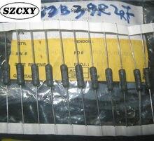 Frete Grátis 20 PCS resistência DALE 3 W 39.2R 1% RS-2B Tamanho. 75x15.8mm