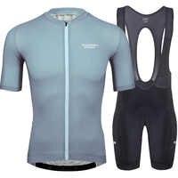 Ropa de hombre de marca 2018 Pro equipo de ciclismo jersey de manga corta kit de triatlón bicicleta maillot bicicleta Rupa ciclismo conjunto