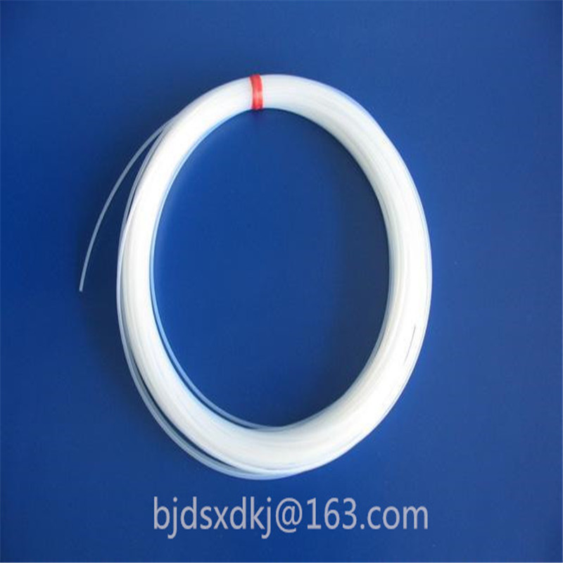 цена на Teflon tube / PTFE tube / OD*ID=5*2 mm / Length:10m / Resistance to Ozone & High temperature & acid & alkali /