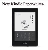 Новый Kindle Paperwhite4 водостойкий 32 Гб Paperwhite4 300 ppi электронная книга e ink экран wifi 6 легкий беспроводной ридер