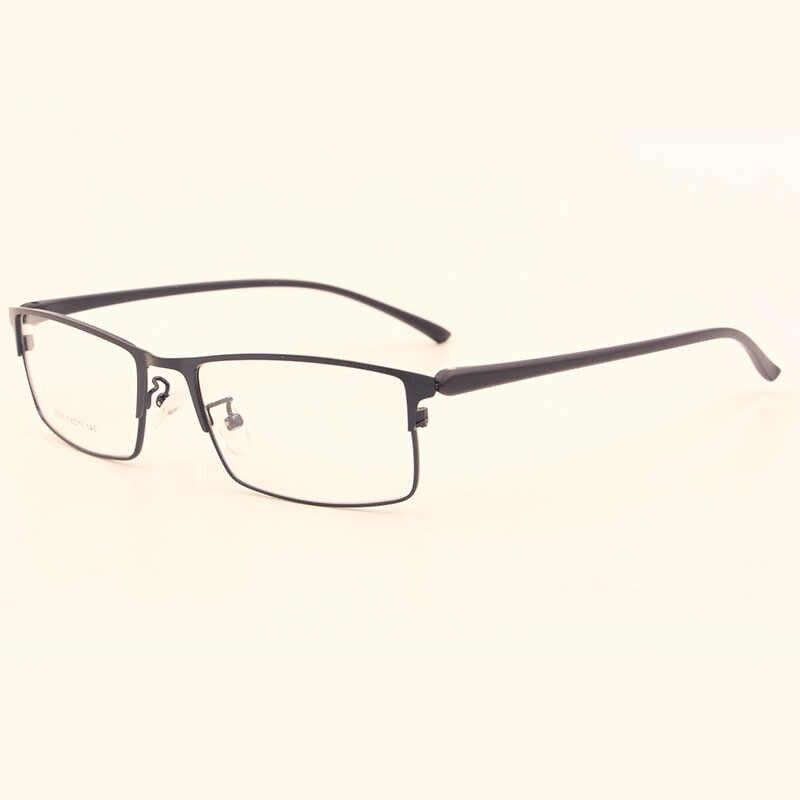 BCLEAR очковые оправы Для мужчин очки для работы за компьютером рецептурная оптика Мужской очки с прозрачными линзами очки кадр Черный, серый цвет синий коричневый