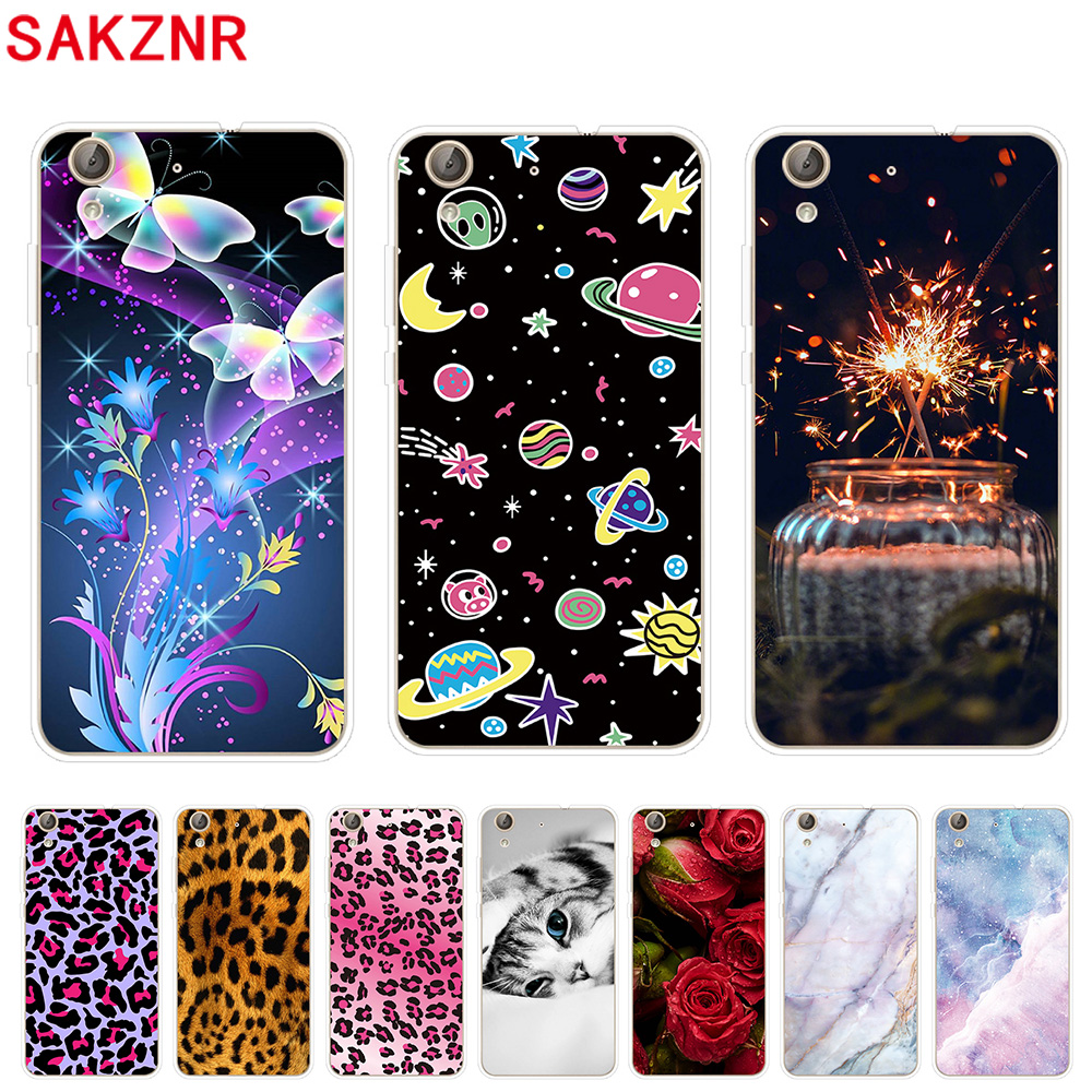 For Huawei Honor 5A Case Cover For Huawei Y6ii Case Transparent Printing Soft Silicone Case For Huawei Y6 Ii Phone Cover