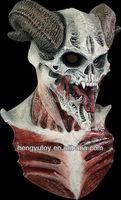 Hot sale Deluxe Halloween Costoms Horror Masks Latex Monster Mask