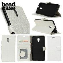 Head case для lenovo p2 стенд бумажник кожа флип case покрытие для головы case для lenovo p2 натуральная кожа кожа бумажник
