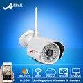 Onvif 1080 p hd sony sensor 25fps rede 48ir impermeável ao ar livre sem fio wi-fi câmera de vigilância video security motion remoto