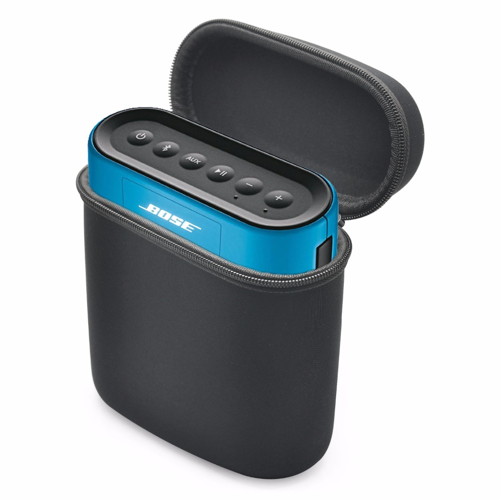 Portable  Carry Carrying Travel Protective Speaker Cover Case Pouch BOSE Speak Bag For BOSE SoundLink Mini Speaker Accessories bose soundlink bluetooth speaker iii