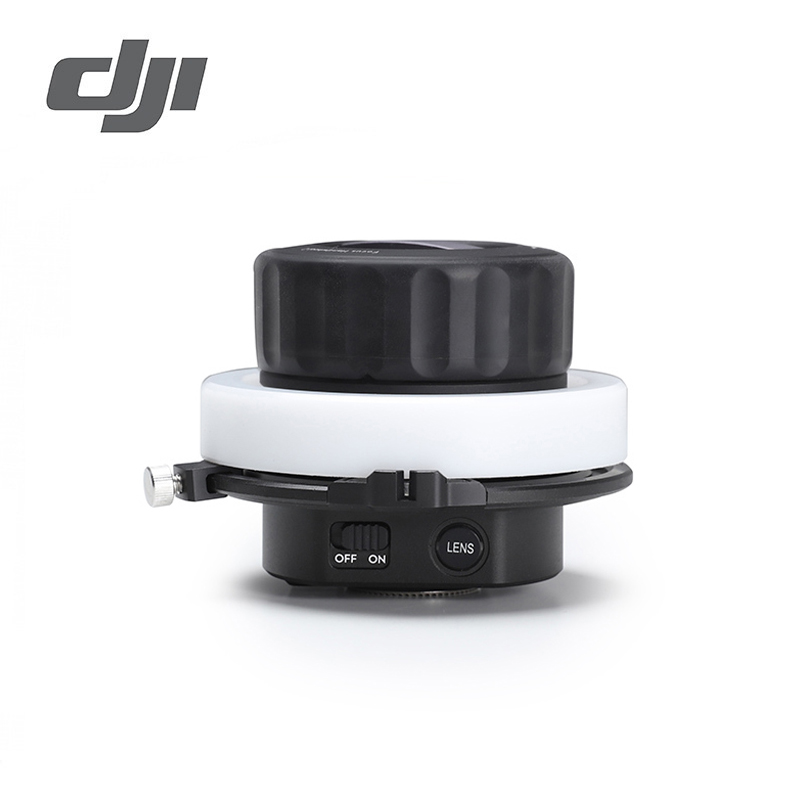 DJI Focus Handwheel 2 Control Aperture Focus or Zoom on Inspire 2 and Osmo Pro RAW