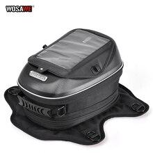 цена на MENAT Waterproof Motorcycle Tank Bags Motorbike Oil Fuel Tank Bag Multi-Function Portable Luggage Universal Bike Saddle Bag