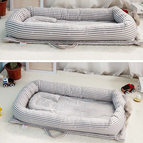 de viagem do bebe sono recem nascidos