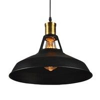 Vintage Pendelleuchten Loft Pendelleuchte Retro Hängende Lampenschirm Für Restaurant/Bar/Café Hause Beleuchtung Luminarias