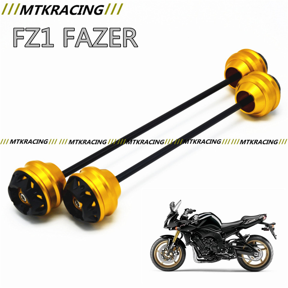 MTKRACING Free delivery for YAMAHA FZ1 FAZER  2006-2015  CNC Modified Motorcycle Rear wheel drop ball / shock absorber yuvraj singh negi biopolymers for targeted drug delivery systems