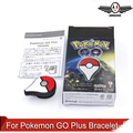 Interactivo juguetes figuras de Pokemon IR Plus Pulsera Bluetooth apoyo IOS y Android