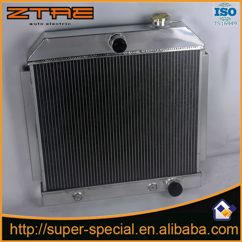 High performance Aluminum car Radiator For CHEVROLET SMALL BLOCK 150/210 SBC System