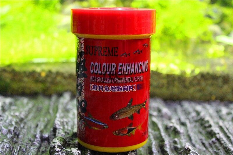 250 Ml Warna Tertinggi Meningkatkan Pakan Untuk Lebih Kecil Ikan