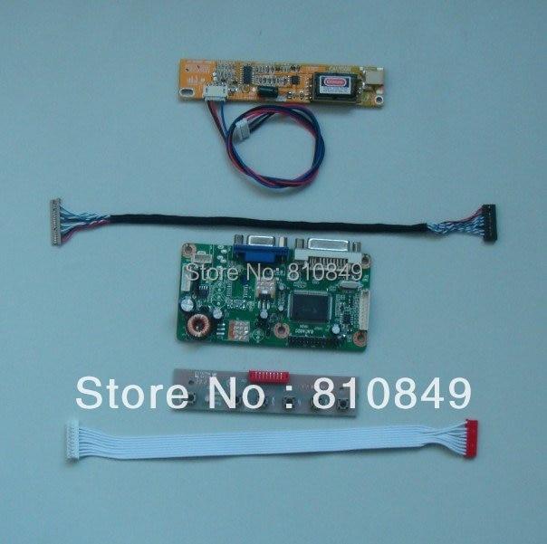 все цены на  DVI+VGA LCD driver board for 12inch~15inch lcd monitor laptop lcd -DIY a monitor  онлайн