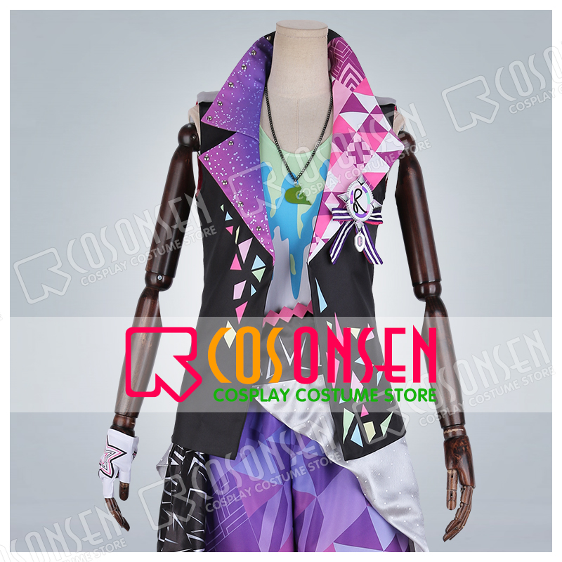 Idolish7 1st LIVE Road To Infinity MOMO Cosplay Costume new Full Set All Sizes COSPLAYONSEN adult
