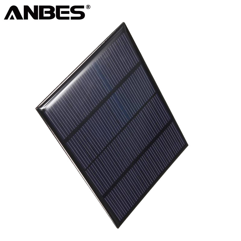 Overfly Solar Cells 18V 1.5W 85*115*2mm Solar Panel Polycrystalline Silicon DIY Solar System For Home Travelling 18V Solar Panel